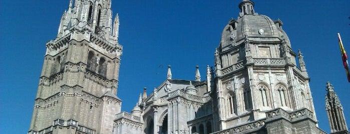 Catedral de Santa María de Toledo is one of Catedrales de España / Cathedrals of Spain.