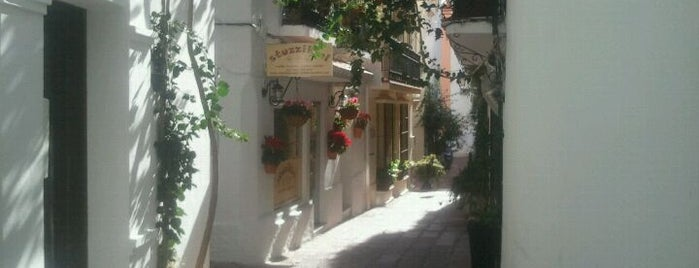Old Town Marbella is one of 101 cosas en la Costa del Sol antes de morir.