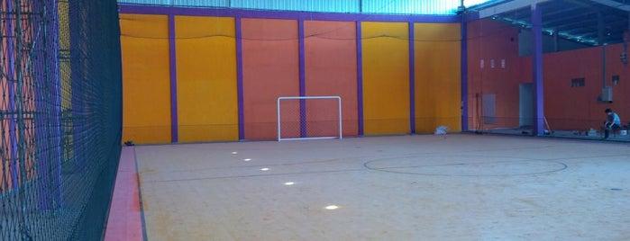 PRO FUTSAL is one of Lapangan Futsal.