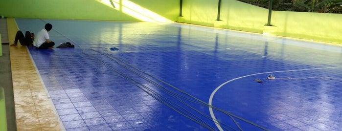 Zydan Futsal is one of Lapangan Futsal.