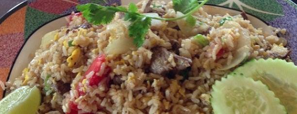 Krua Thai is one of Favorite Food.