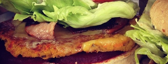 BurgerFuel is one of Top picks for Burger Joints.