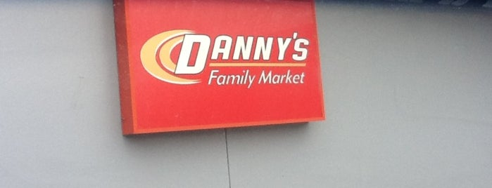 Danny's Family Car Wash is one of Work Sites.