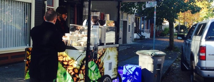 On The Grind mobile cafe is one of citieguy's Tips.