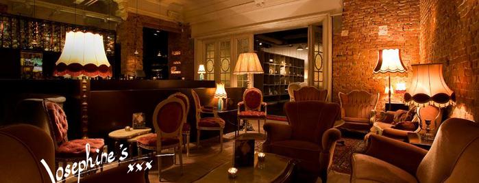 Josephine's Bar & Restaurant is one of Gent // Brussel // Antwerpen.