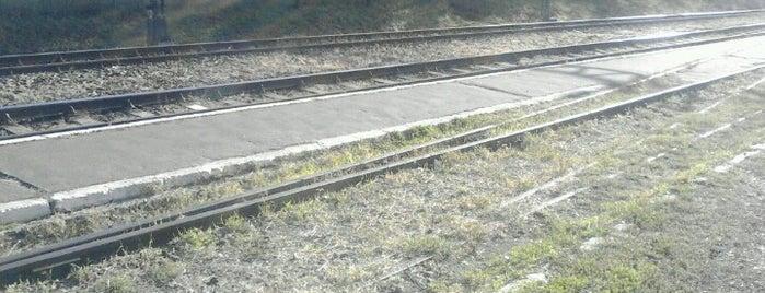 Kistarcsa (H8) is one of Hév megállók.