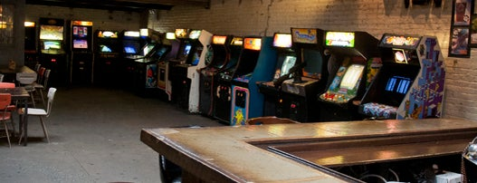 Barcade is one of Brooklyn.
