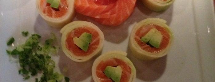 Iroha Sushi of Tokyo is one of Sushi in LA.