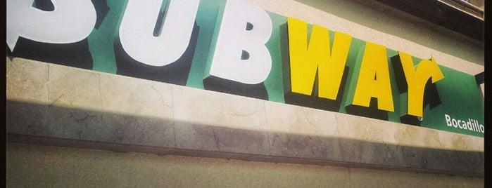 Subway Orhiuela Costa is one of Algunos de mis sitios favoritos para comer.
