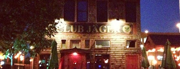 Clubhouse Jäger is one of Local Nightlife.