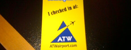 Appleton International Airport (ATW) is one of Where We Fly.