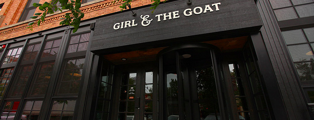 Girl & the Goat is one of Chicago Eater 38.