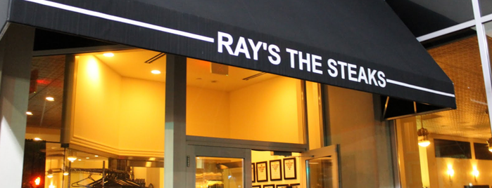 Ray's The Steaks is one of Washington DC Eater 38.