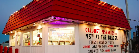 Calumet Fisheries is one of The 38 Essential Chicago Restaurants, Summer 2016.