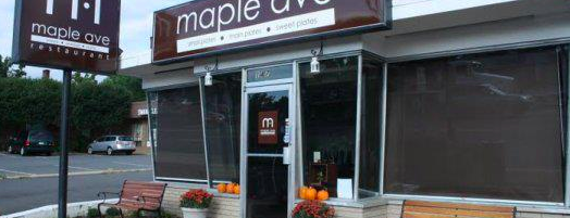 Maple Ave Restaurant is one of Washington DC Eater 38.
