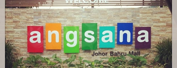 Plaza Angsana is one of Must-visit Malls in Johor Bahru.