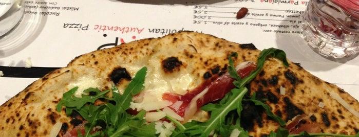 NAP: Neapolitan Authentic Pizza is one of Una mica d'Itàlia a Barcelona.