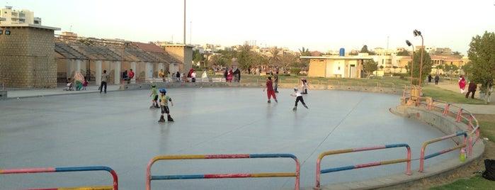 Zamzama Park is one of Guide to karachi's best spots.