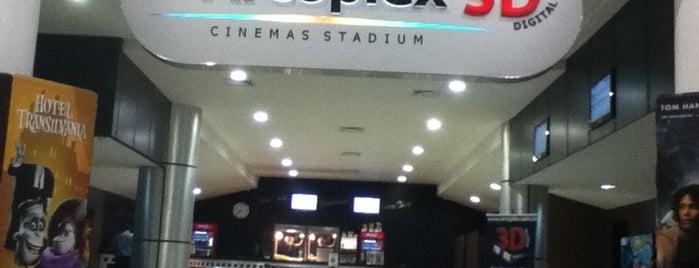 Arcoplex Aldeota is one of Arcoiris e Arcoplex Cinemas.