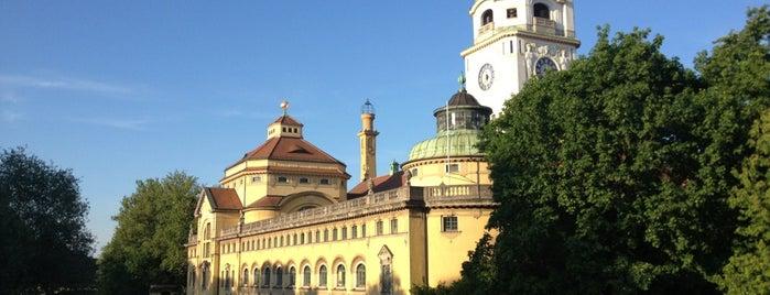 Ludwigsbrücke is one of MUC Kultur & Freizeit.