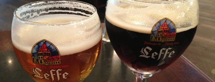 Heritage Belgian Beer Cafe is one of Sydney's Best Pubs.