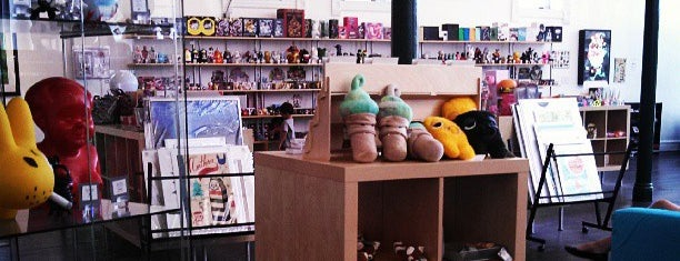 Rotofugi Gallery is one of Hani.