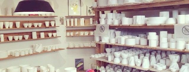 keramiker inge vincents is one of Copenhagen.