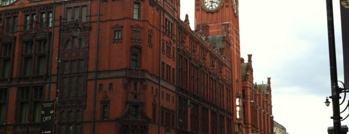The Palace Hotel is one of All-time favorites in United Kingdom.
