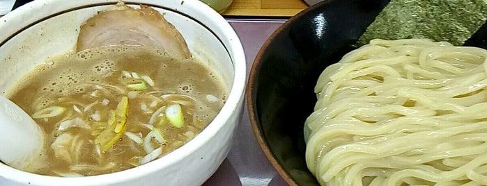 麺屋 六根 is one of 美味しいもの.