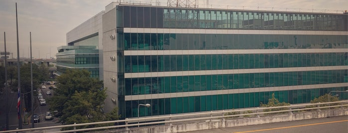 Airport Operations Building (AOB) is one of TH-Airport-BKK-1.