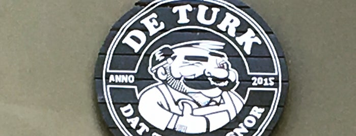 De Turk is one of Coffee to drink in CNW Europe.