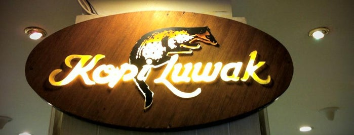 Kopi Luwak is one of Must-visit Food in Yogyakarta.