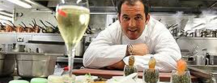 Guillaume is one of Sydney Destination Dining.