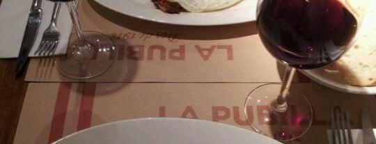 La Pubilla is one of Eat & Drink / Come y bebe.