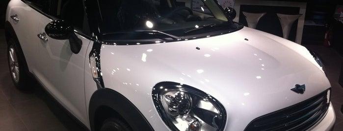 BMW Mini Cooper 전시장 is one of ?8.