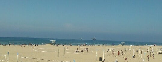 Huntington State Beach is one of Beachy Places.