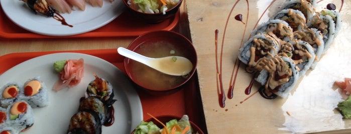 Sashimi Sashimi is one of Asian, Eastern & Fusion.