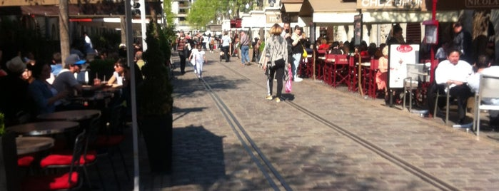 Bercy Village is one of First Time in Paris?.
