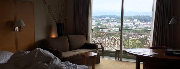 The Westin Miyako Kyoto is one of Hotel.