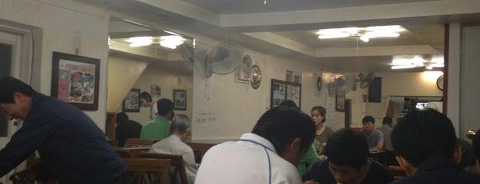 명월집 is one of 한국인이 사랑하는 오래된 한식당 100선.
