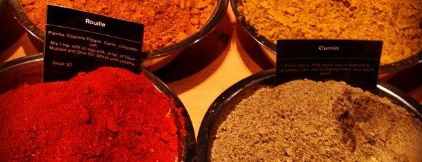 Cafe Spice is one of Vegitalian.
