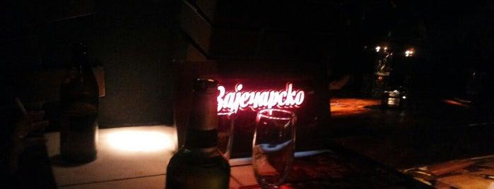non-pretentious party spots in Belgrade
