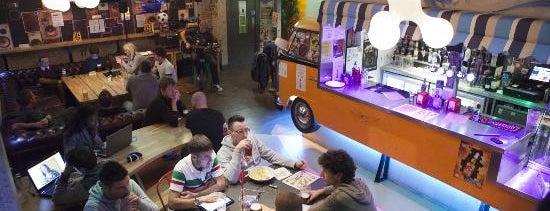 Kick Ass Café is one of Edinburgh.