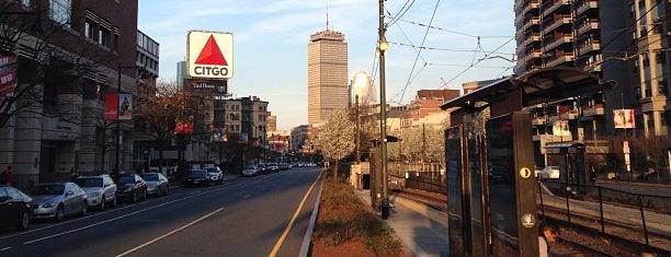 MBTA Blandford Street Station is one of Boston MBTA Stations.