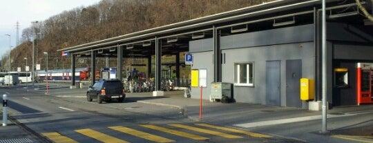 Bahnhof Ziegelbrücke is one of Bahnhöfe Top 200 Schweiz.