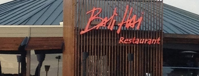 Bali Hai Restaurant is one of The Best Tiki in the US.