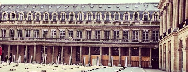 Palais Royal is one of Paris // For Foreign Friends.