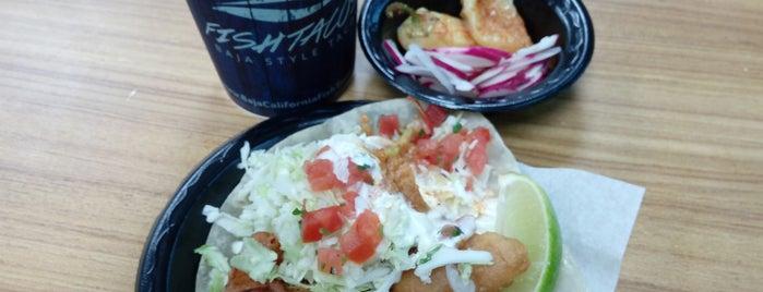 Baja California Fish Tacos is one of Los Angeles.