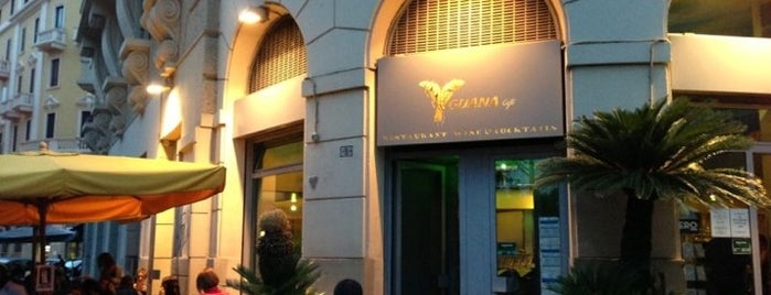 Yguana Café is one of Milano.