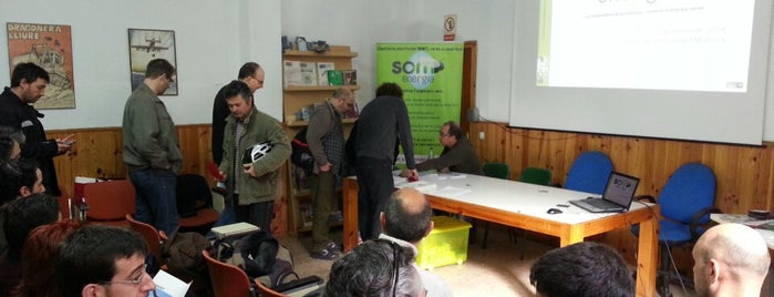 GOB - Grup Balear d'Ornitologia i Defensa de la Naturalesa is one of Mallorca Birdwatching/Ornithology.